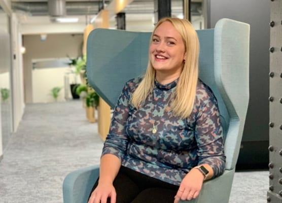 Ny markedskonsulent Tina Tobiassen på plass