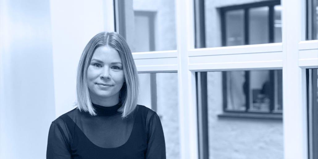 Bilde av brand manager Ida Kristin Jensen