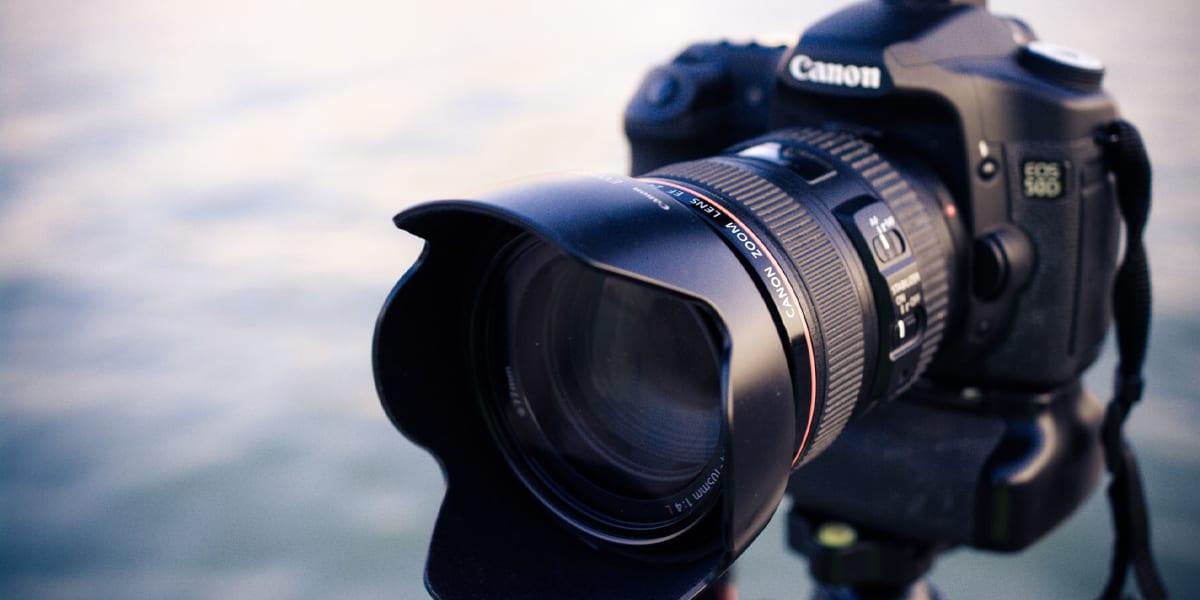 Illustrasjonsbilde av kamera