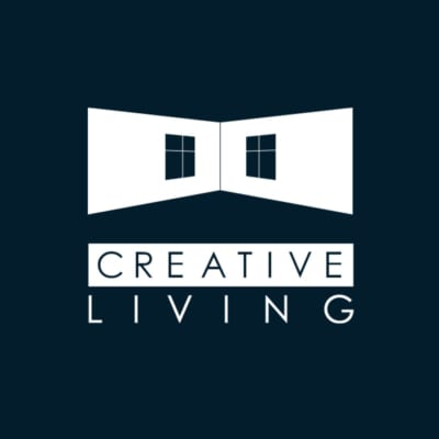 Logo Creative living