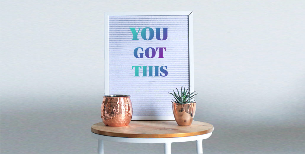 Quote: You got this