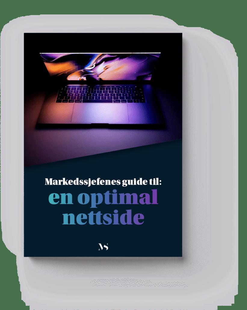 Markedssjefenes guide til en optimal nettside