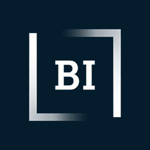 Bilde av BI logo